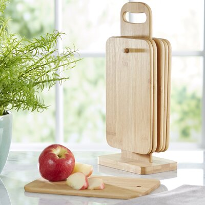 Lyman 7-Piece Cutting Board Set
