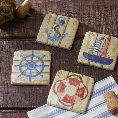 Shipshape Coasters