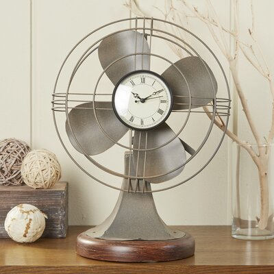 Podmore Fan Clock