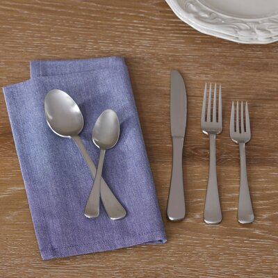 Seltman 20-Piece Flatware Set