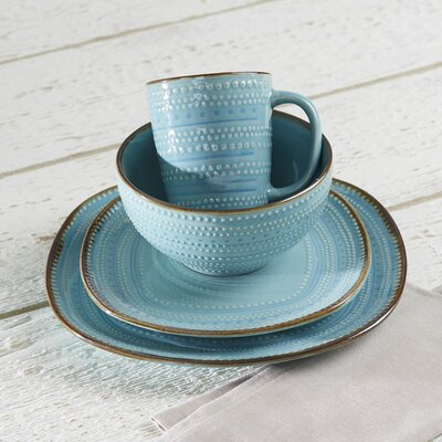 Wintergreen 16-Piece Dinnerware Set