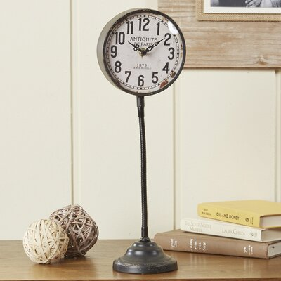 Phipps Table Clock
