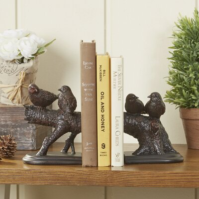 Rooted Willow Bookends