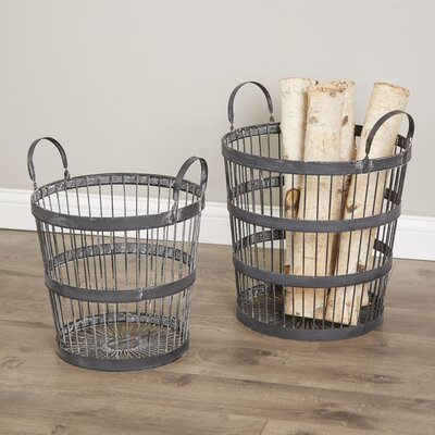 Quiller Metal Baskets