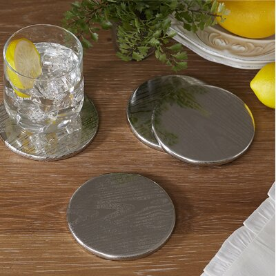 Nickel Tree Bark Coasters