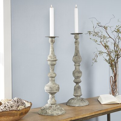 Quenell Metal Candlestick Holders BL18070 31630794