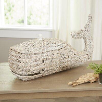 Beluga Woven Rope Basket