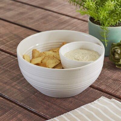 Midway Chip & Dip Bowl