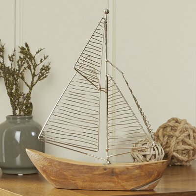 Curtis Sailboat Decor