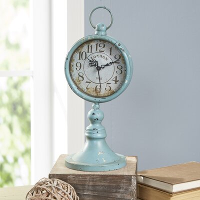 Upwell Table Clock