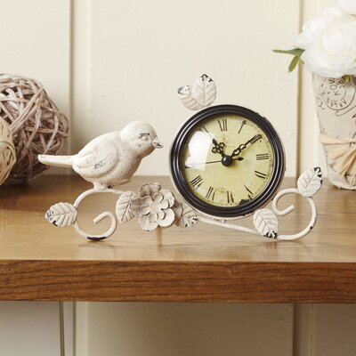 Brooke Table Clock