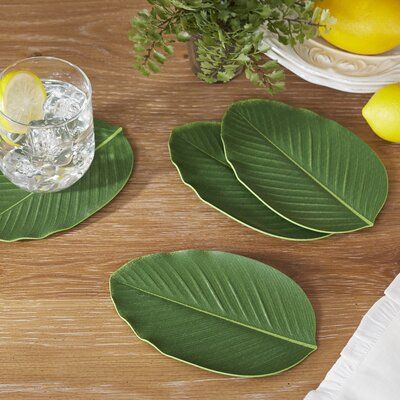 Fronds Coasters