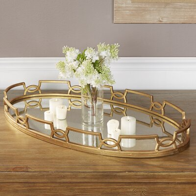 Anand Metal Tray