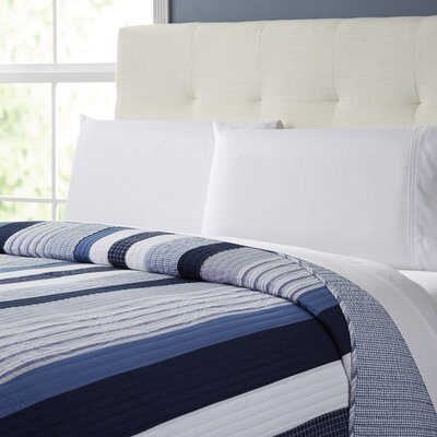 Portside Quilt Size: King