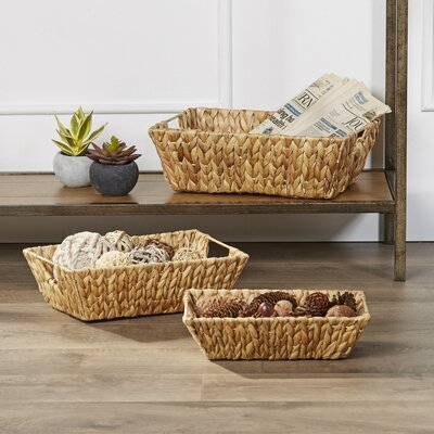 Rolle Seagrass Baskets
