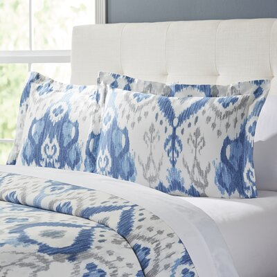 Agnes Duvet Cover Set Size: Full/Queen