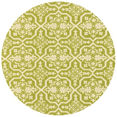 Ariel Indoor/Outdoor Rug Rug Size: Round 710