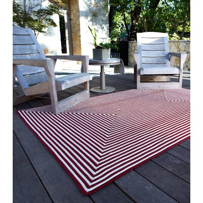 Marcelina Red Indoor/Outdoor Rug