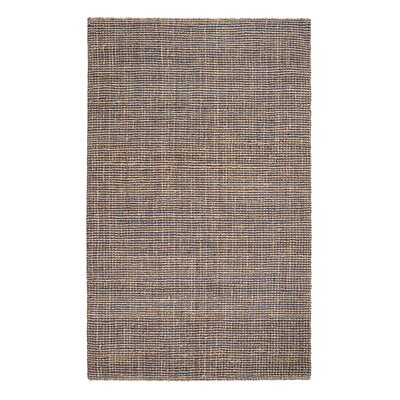 Godfrey Hand-Woven Tan Area Rug Rug Size: 8 x 10