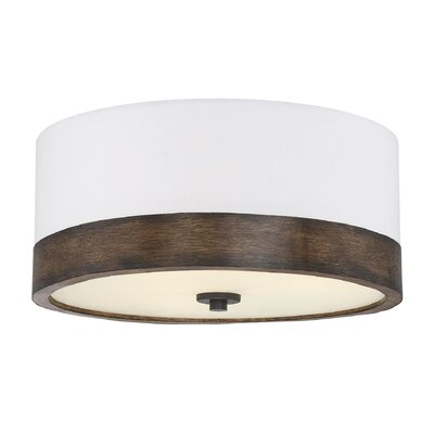 Birch Lane Dugan Flush Light
