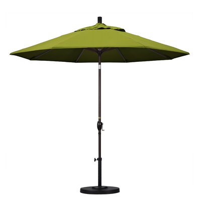 Tacoma Patio Umbrella Fabric: Kiwi