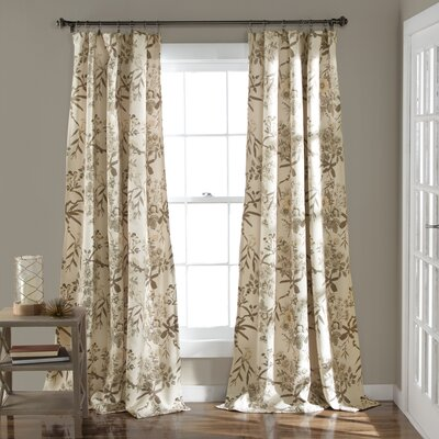 Chapin Curtain Panel