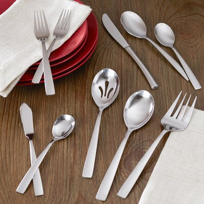 Woolner 45-Piece Flatware Set