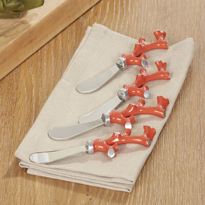 Birch Lane Coral Reef Spreaders