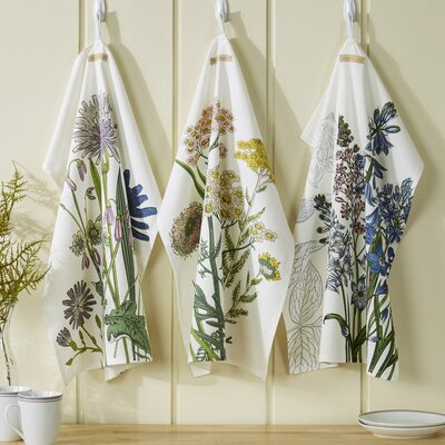 Wildflower Fields 3-Piece Towel Set