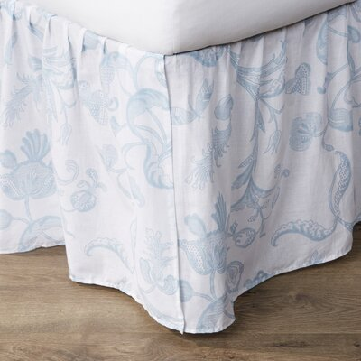 Pingree Bed Skirt Size: Queen