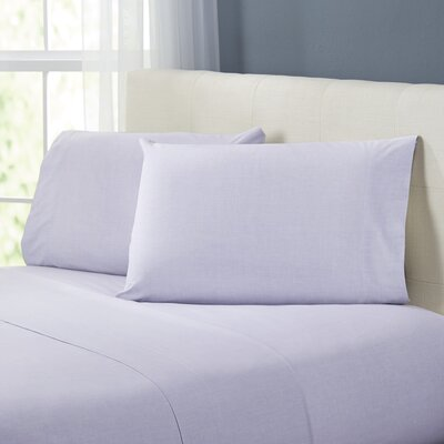 Kinney Sheet Set Color: Sand, Size: Twin