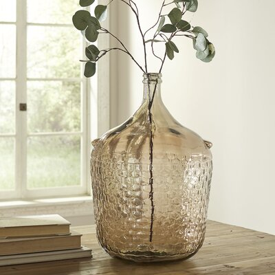 Birch Lane Colonial Recycled Glass Vase
