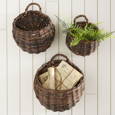 Willow Wall Baskets
