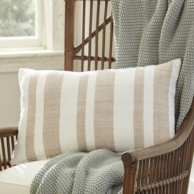 Belfair Striped Pillow