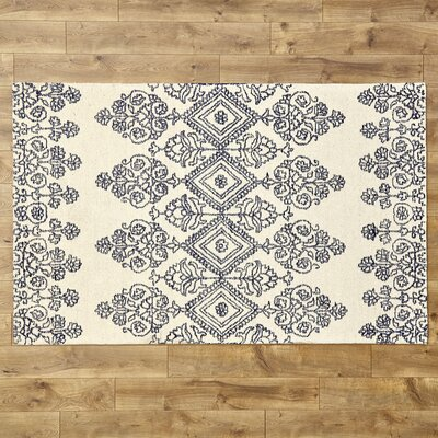 Jourdaine Rug Rug Size: Rectangle 9 x 12