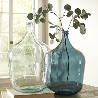 Angeletta Recycled Glass Vase