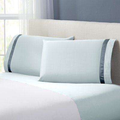 Kathy Sheet Set Size: Full, Color: Blue / Celestial Blue