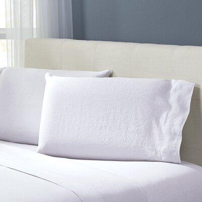 Bernadette Washed Belgian Linen Pillowcases