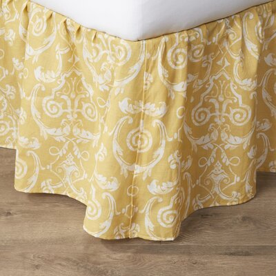 Carnegie Bed Skirt Size: Queen