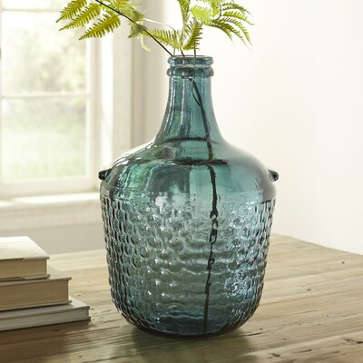 Adalyze Recycled Glass Vase