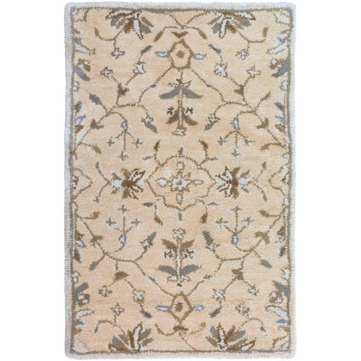 Phoebe Parchment & Mist Rug Rug Size: Rectangle 76 x 96