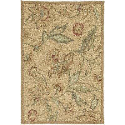 Eleanor Hand-Woven Area Rug Rug Size: Rectangle 2 x 3
