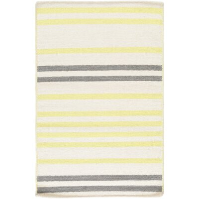 Maren Butter & Stone Rug Rug Size: Rectangle 2 x 3
