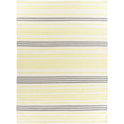 Maren Butter & Stone Rug Rug Size: Rectangle 8' x 11'