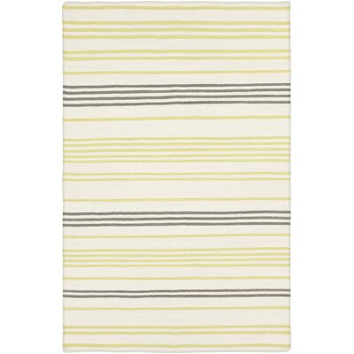Maren Butter & Stone Rug Rug Size: Rectangle 36 x 56