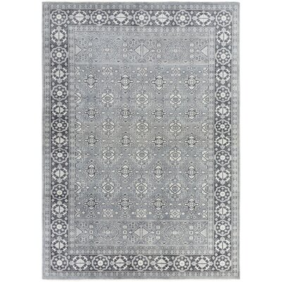Bevan Navy Rug Rug Size: Rectangle 36 x 56