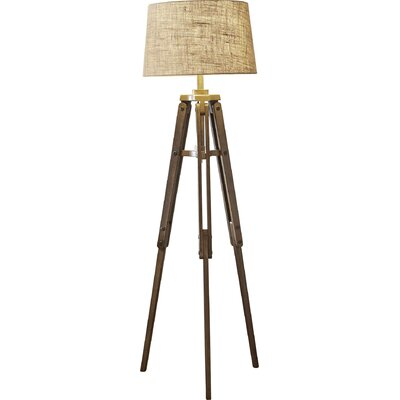 Sorrento 62.25 Tripod Floor Lamp
