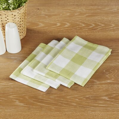 Maurice Napkins (Set of 6) Color: Green