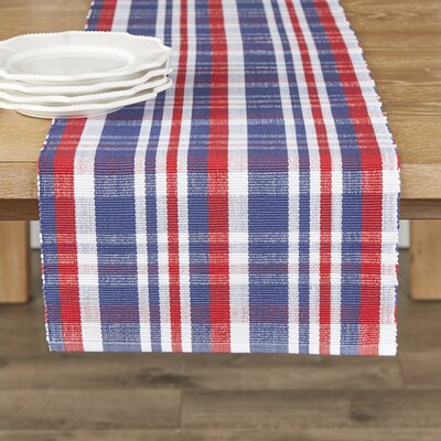 American Plaid Runner