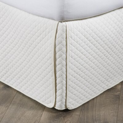 Kaela Bed Skirt Size: King